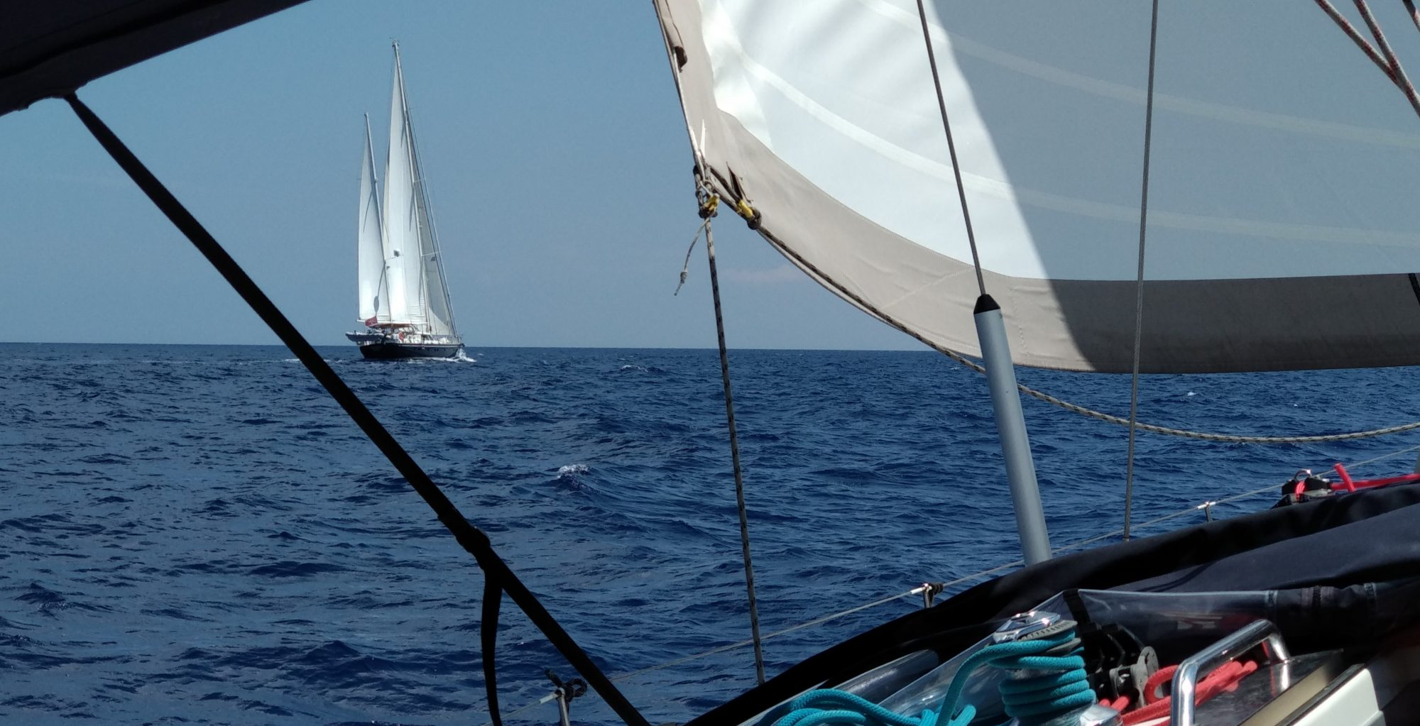 Sail the Cyclades